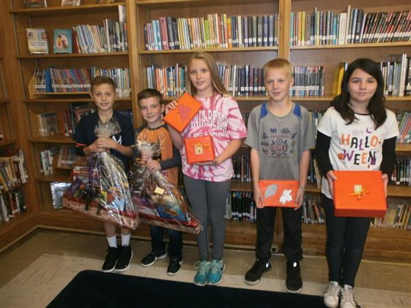 Fayette Fall Literary Activity