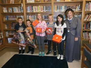 HDF Fall Literary Activity