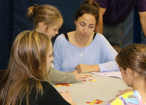 North Merrick Families Flock to Fall Parent University