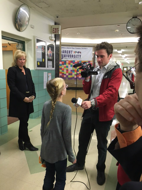 North Merrick Schools Featured on Fios 1