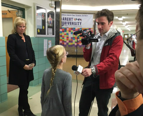 North Merrick Featured on Fios 1 News