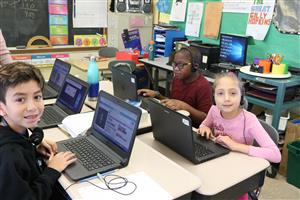 HDF Hour of Code