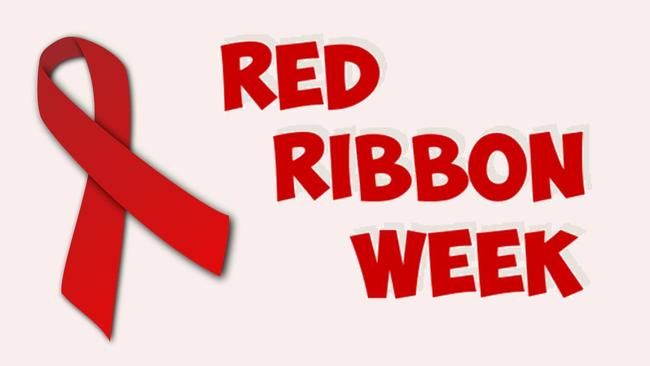 Red Ribbon Week and Unity Day