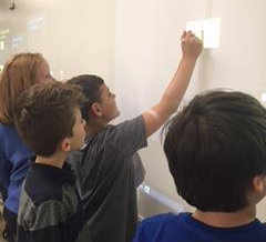 Interactive Span Boards Installed in the North Merrick Schools